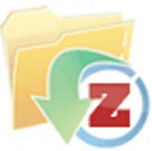 Zippyshare Ordner mit Pfeil