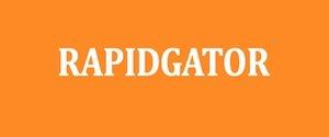 oranges logo von Rapidgator