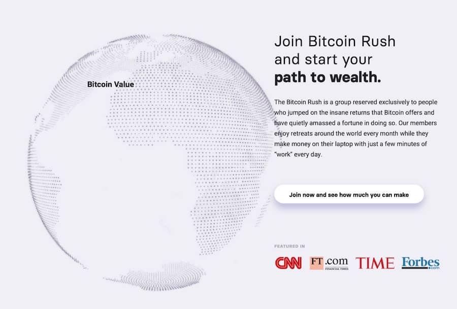 Bitcoin Rush kokemuksia